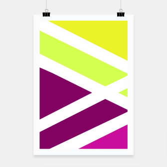 Thumbnail image of Vibrant geometry Poster, Live Heroes