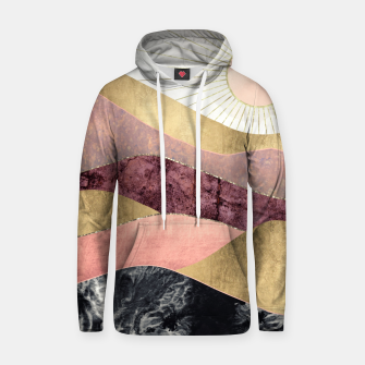 Thumbnail image of Blush Sun Cotton hoodie, Live Heroes