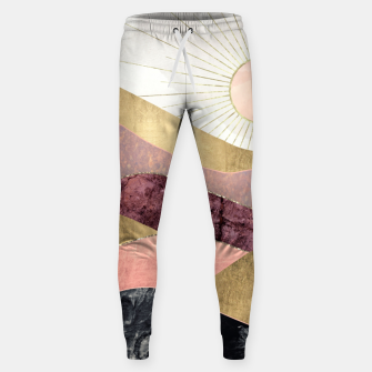 Thumbnail image of Blush Sun Cotton sweatpants, Live Heroes