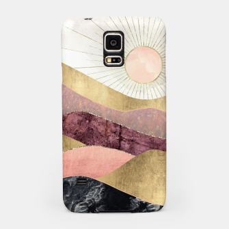 Thumbnail image of Blush Sun Samsung Case, Live Heroes