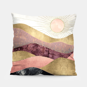 Thumbnail image of Blush Sun Pillow, Live Heroes