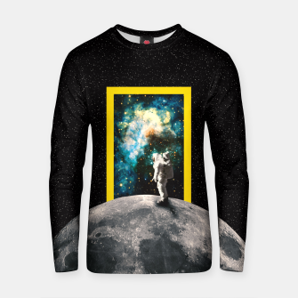 Thumbnail image of He Is Back Cotton sweater, Live Heroes