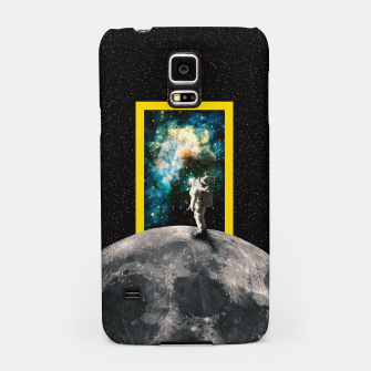 Miniatur He Is Back Samsung Case, Live Heroes