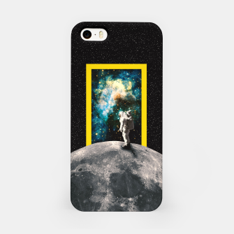 Miniatur He Is Back iPhone Case, Live Heroes