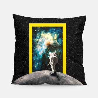 Miniatur He Is Back Pillow, Live Heroes