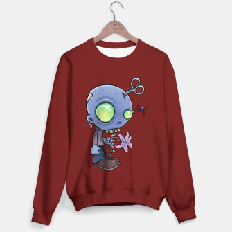 Thumbnail image of Zombie Jr. Sweater regular, Live Heroes