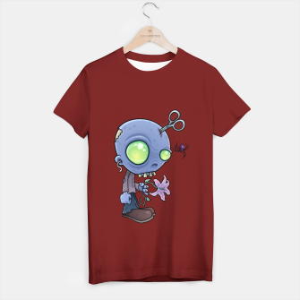Thumbnail image of Zombie Jr. T-shirt regular, Live Heroes
