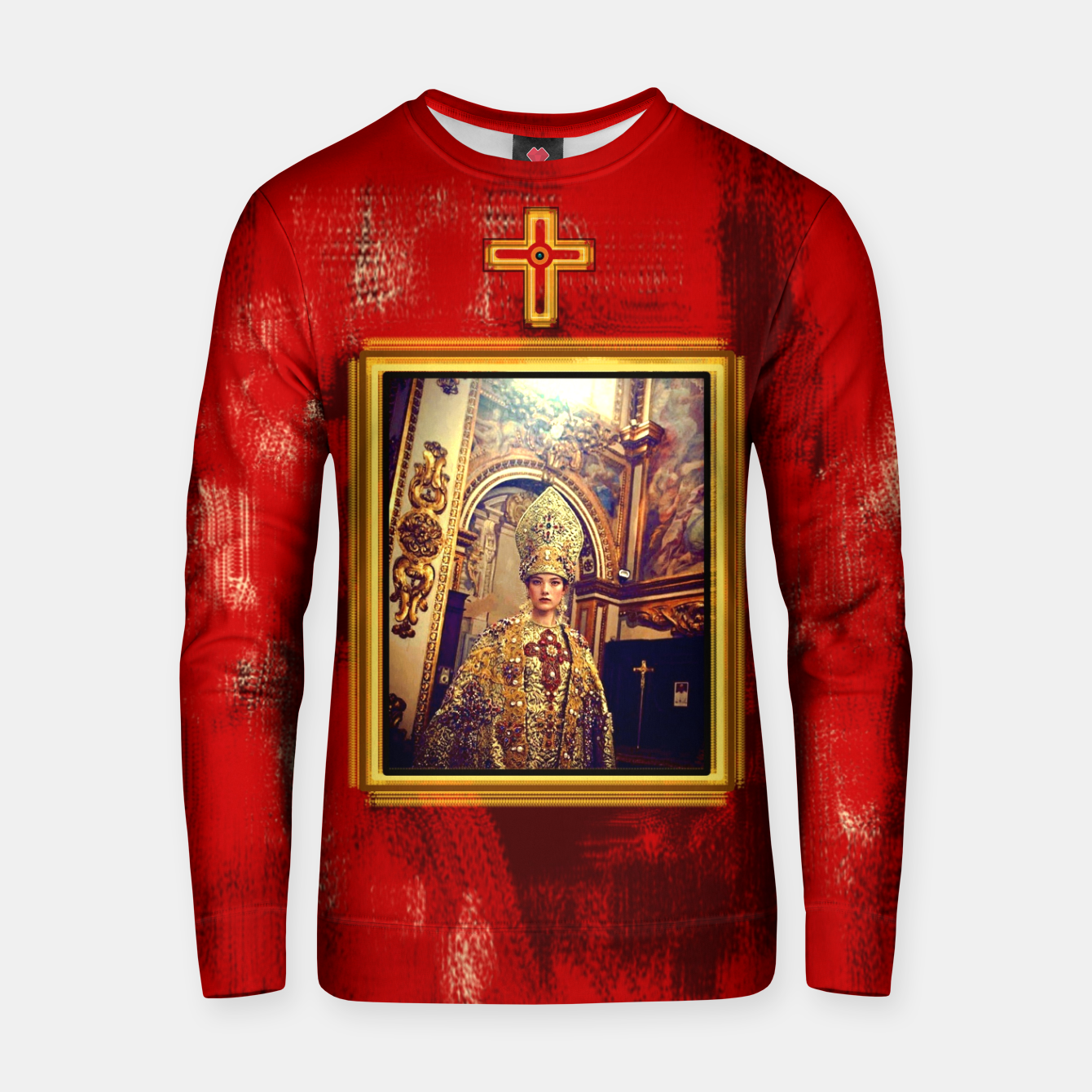Image de Dolce & Gabbana Coton pull - Live Heroes