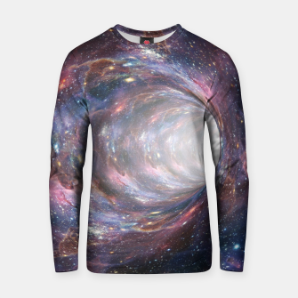 Thumbnail image of The Wormhole - Beautiful Universe Cotton sweater, Live Heroes