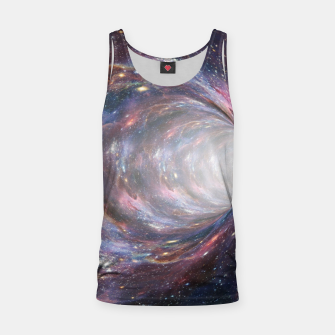 Thumbnail image of The Wormhole - Beautiful Universe Tank Top, Live Heroes