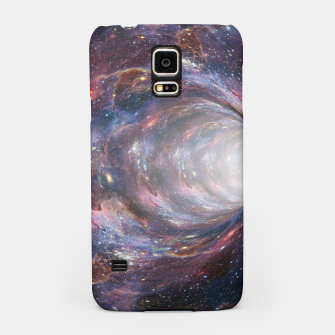 Thumbnail image of The Wormhole - Beautiful Universe Samsung Case, Live Heroes