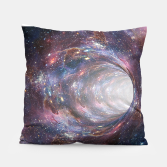 Thumbnail image of The Wormhole - Beautiful Universe Pillow, Live Heroes