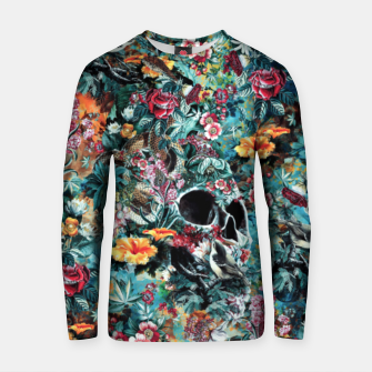 Thumbnail image of Skull Forest Cotton sweater, Live Heroes