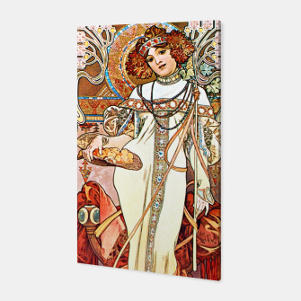 Thumbnail image of Alphonse-Mucha - L'Automne Canvas, Live Heroes