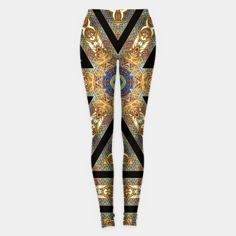 Thumbnail image of AM55-131907 Leggings, Live Heroes