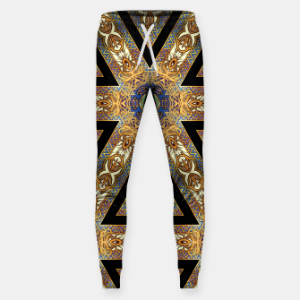 Thumbnail image of AM55-131907 Cotton sweatpants, Live Heroes