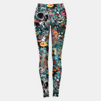 Thumbnail image of Skull Forest Leggings, Live Heroes