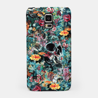 Thumbnail image of Skull Forest Samsung Case, Live Heroes
