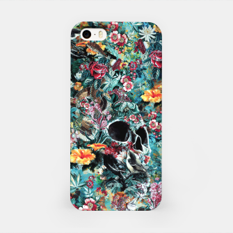Thumbnail image of Skull Forest iPhone Case, Live Heroes