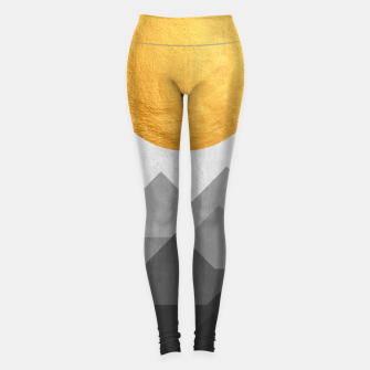 Thumbnail image of Golden Sunset Leggings, Live Heroes