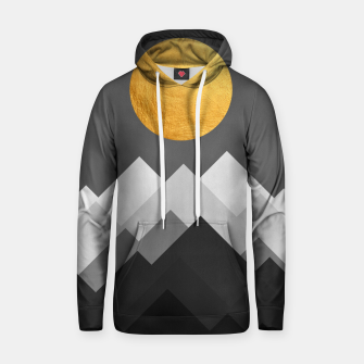 Thumbnail image of Golden Sunset I Cotton hoodie, Live Heroes