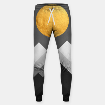 Thumbnail image of Golden Sunset I Cotton sweatpants, Live Heroes