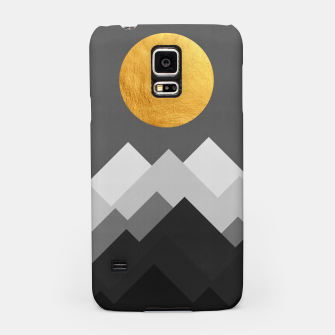 Thumbnail image of Golden Sunset I Samsung Case, Live Heroes