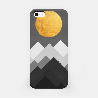 Thumbnail image of Golden Sunset I iPhone Case, Live Heroes