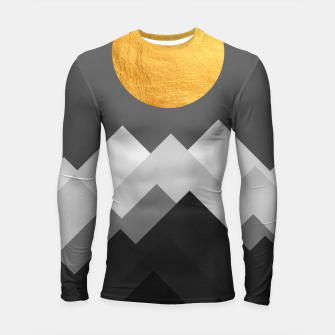 Thumbnail image of Golden Sunset I Longsleeve rashguard , Live Heroes