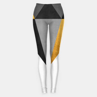 Thumbnail image of Diamond with gold Leggings, Live Heroes