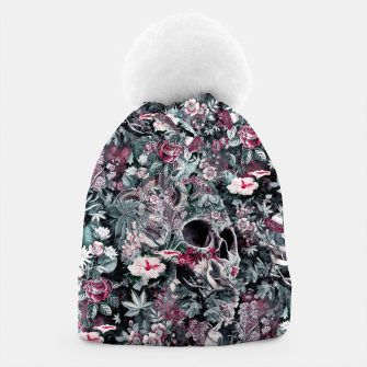 Thumbnail image of Skull Forest II Beanie, Live Heroes