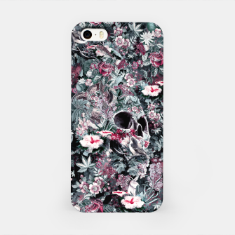 Thumbnail image of Skull Forest II iPhone Case, Live Heroes