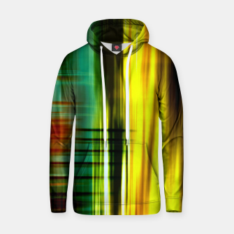 Thumbnail image of Abstract Photoart Baumwoll Kapuzenpullover, Live Heroes