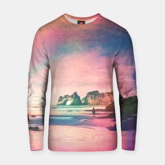 Miniature de image de The Traveler Cotton sweater, Live Heroes