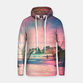 The Traveler Cotton hoodie Bild der Miniatur