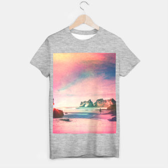 The Traveler T-shirt regular obraz miniatury