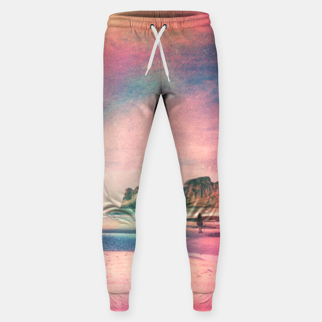 Foto The Traveler Cotton sweatpants - Live Heroes