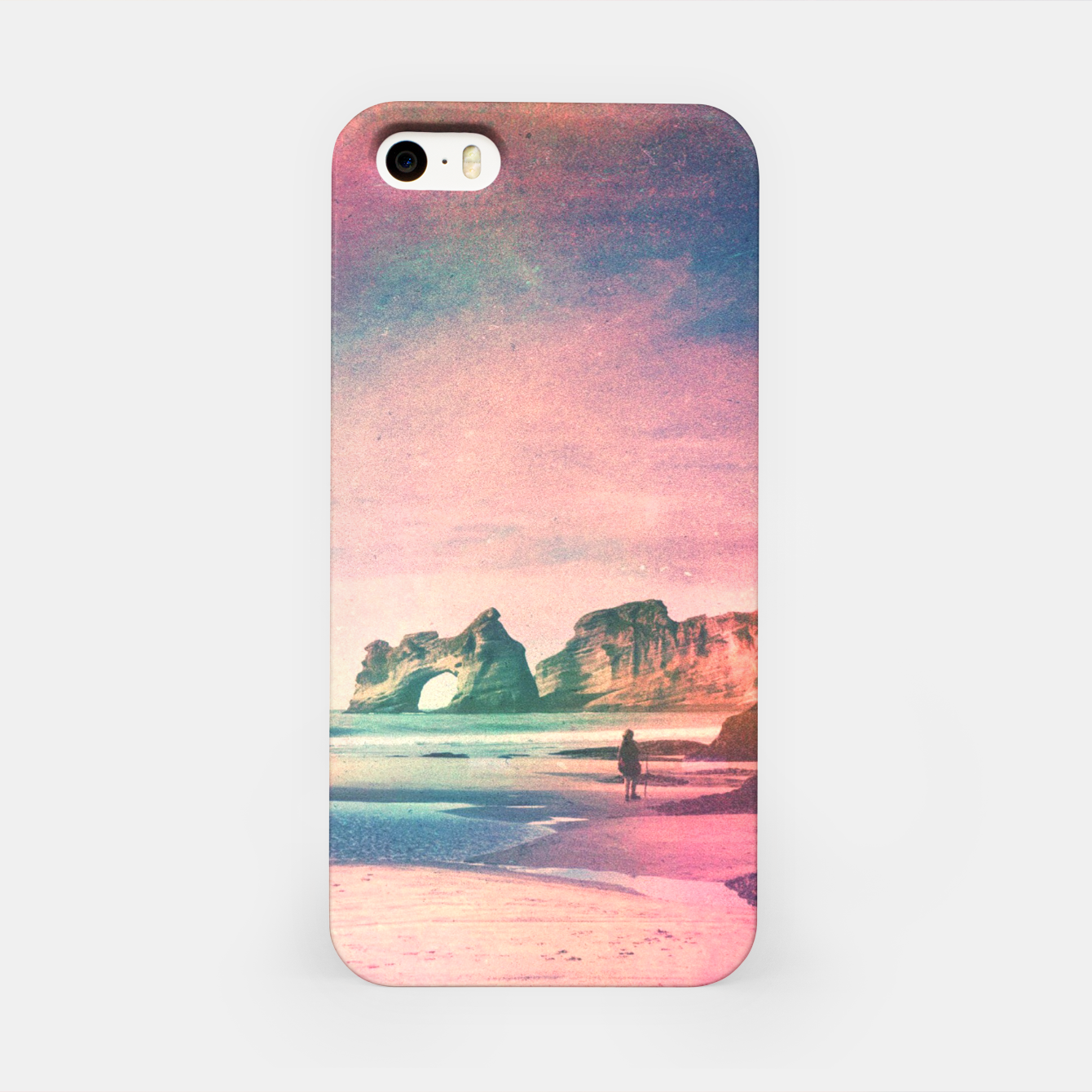 Foto The Traveler iPhone Case - Live Heroes