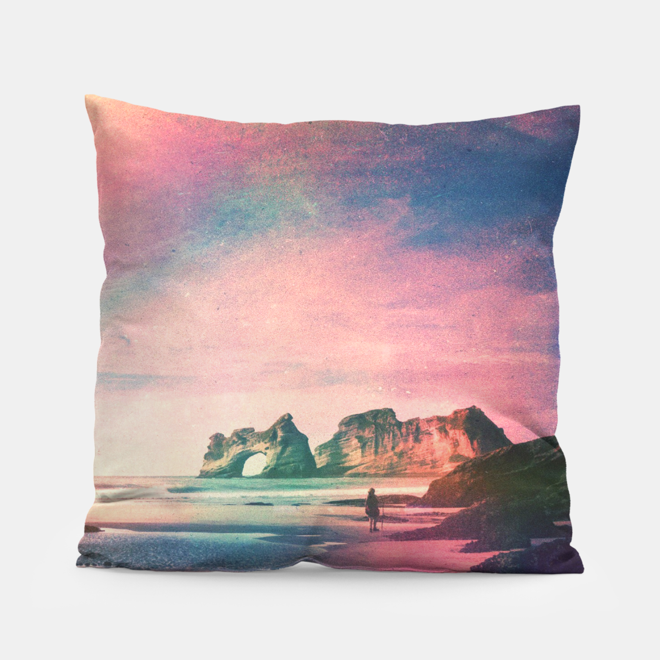 Foto The Traveler Pillow - Live Heroes