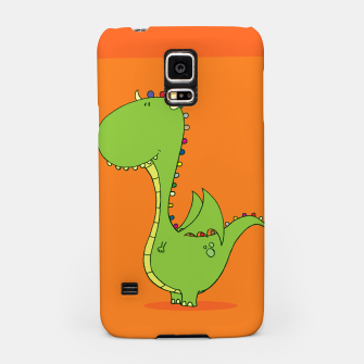 Mommy's Little Dragon! Samsung Case imagen en miniatura
