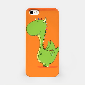 Mommy's Little Dragon! iPhone Case imagen en miniatura