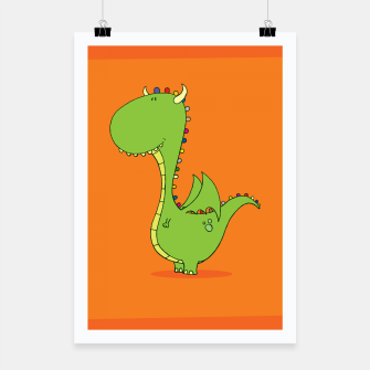 Mommy's Little Dragon! Poster imagen en miniatura