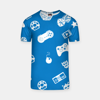 Thumbnail image of Gamers T-shirt, Live Heroes