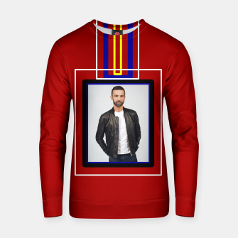 Thumbnail image of Nicolas Ghesquière Cotton sweater, Live Heroes