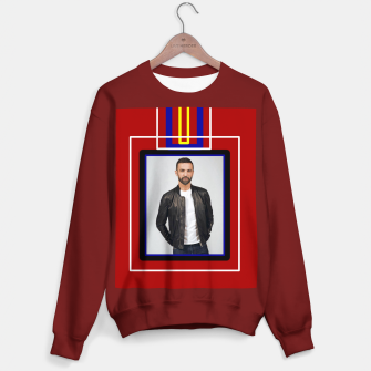 Thumbnail image of Nicolas Ghesquière Sweater regular, Live Heroes