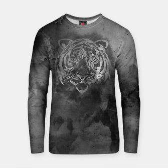 Miniaturka Grey tiger Cotton sweater, Live Heroes
