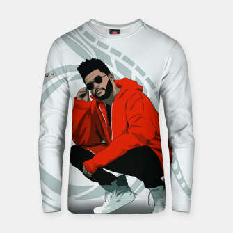 Miniatur TheWeeknd Cotton sweater, Live Heroes
