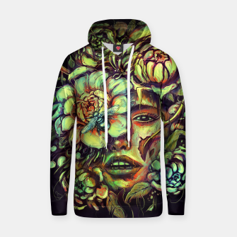 Thumbnail image of Pollinate Cotton hoodie, Live Heroes