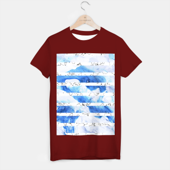 Miniaturka Marble Stripes T-shirt regular, Live Heroes