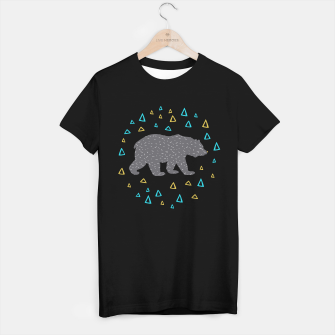 Miniaturka Forest Bear T-shirt regular, Live Heroes